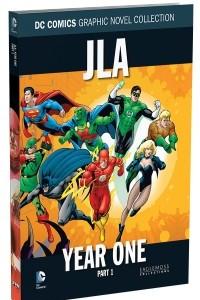 JLA: Year One Part 1