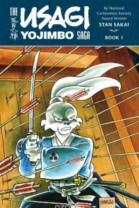 The Usagi Yojimbo Saga: Book 1