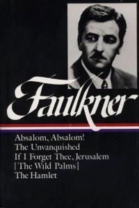 William Faulkner Novels 1936-40