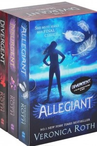 Divergent Series Boxed Set