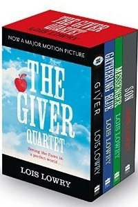 The Giver Boxed Set: The Giver / Gathering Blue / Messenger / Son