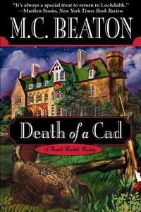 Death of a Cad (Hamish Macbeth Mysteries (Paperback))