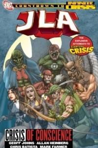 JLA Vol. 18: Crisis of Conscience