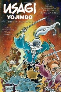 Usagi Yojimbo: Volume 30: Thieves and Spies