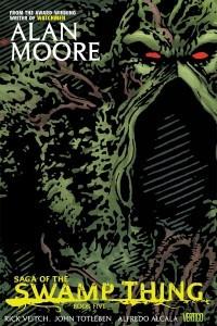 Saga of the Swamp Thing: Book 5