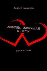 Любовь, живущая вСети. Роман встихах