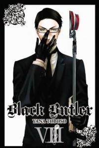 Black Butler Vol.8