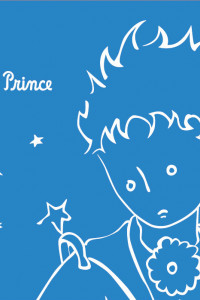 Маленький принц. Самоклеящийся блок и закладки в комплекте