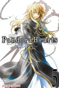 Pandora Hearts Volume 5