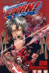 Kateikyoushi Hitman Reborn. Vol.28