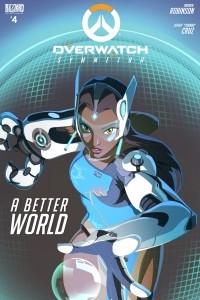 Overwatch #4: A Better World