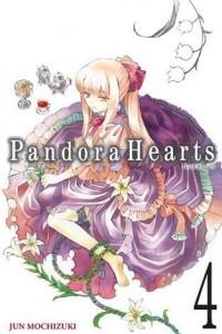 Pandora Hearts Volume 4