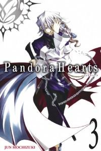 Pandora Hearts Volume 3