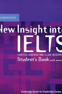 New Insight into IELTS: Student's Book with Answers