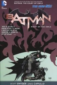 Batman: Night of the Owls