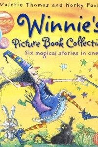 Winnie's Picture Book Collection: Six magical Stories in One!