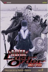 Battle Angel Alita: Last Order, Vol. 08 - Angel's Vision