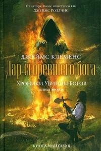 Хроники убийцы богов. Книга 2. Дар сгоревшего бога