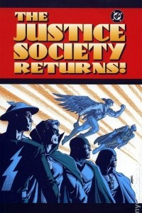 The Justice Society Returns (Justice Society of America)