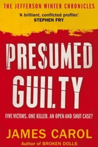 Presumed Guilty (The Jefferson Winter Chronicles #1)