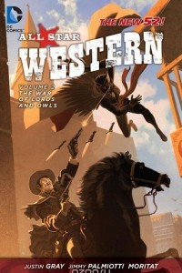 All-Star Western, Volume 2: The War of Lords and Owls