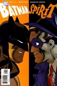Batman & The Spirit #1