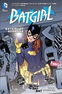 Batgirl Vol.1: Batgirl of Burnside