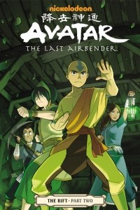 Avatar: The Last Airbender: The Rift, Part 2