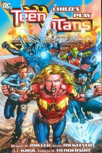 Teen Titans (2003) - TPB vol. 12