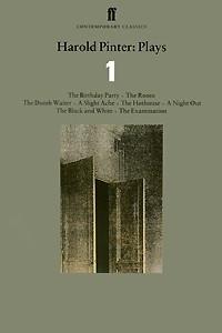 Harold Pinter: Plays: 1