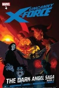 Uncanny X-Force, Volume 4: The Dark Angel Saga, Book 2