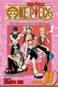 One Piece volume 11: The Meanest Man in the East