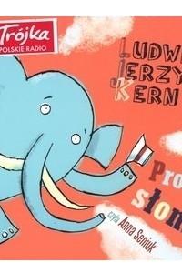 Prosze slonia (audiobook)