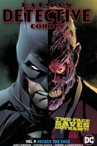 Batman: Detective Comics Vol. 9: Deface the Face