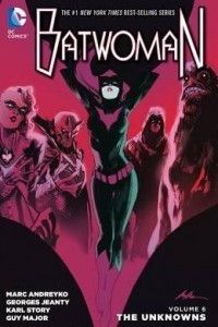 Batwoman. Volume 6. The Unknowns