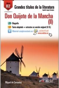 Don Quijote de la Mancha II (Nivel B2)