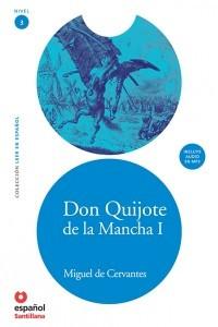 Don Quijote de la Mancha I (Nivel 3)
