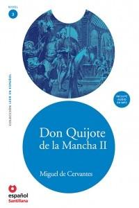 Don Quijote de la Mancha II (Nivel 3)