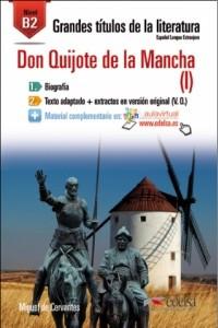 Don Quijote de la Mancha I (Nivel B2)