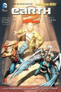 Earth 2, Vol. 2: The Tower of Fate