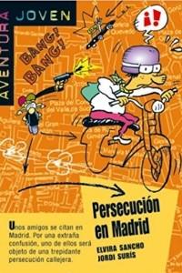 Persecucion en Madrid