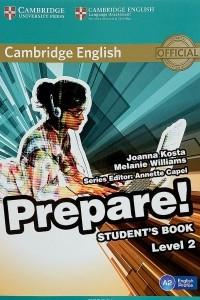 Prepare!: Level 2: Student's Book