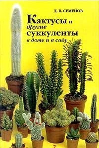 Кактусы и другие суккуленты в доме и в саду