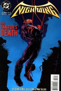 Nightwing Vol 1 #3  The Traitor's Death