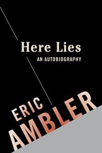 Here Lies: An Autobiography
