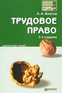Трудовое право. Краткий курс лекций
