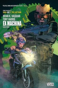 Ex Machina: Book 4