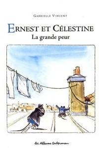 Ernest et Celestine: La grande peur
