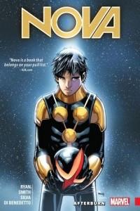 Nova: The Human Rocket, Volume 2: Afterburn