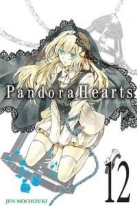 Pandora Hearts Volume 12